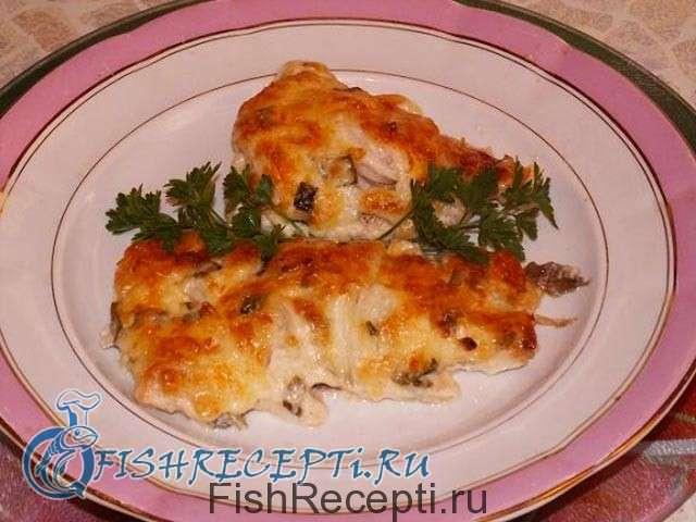 рецепт приготовления рыбы лакомка